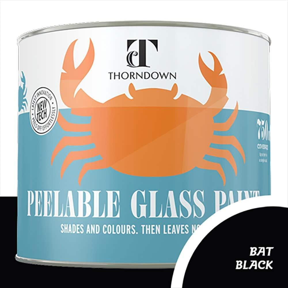 Thorndown Glass Paint_750_Bat-Black