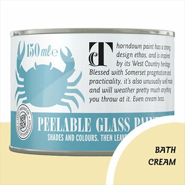 Thorndown Glass Paint_150_Bath-Cream