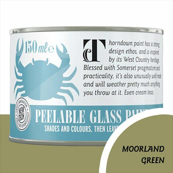 Thorndown Glass Paint_150_Moorland-Green