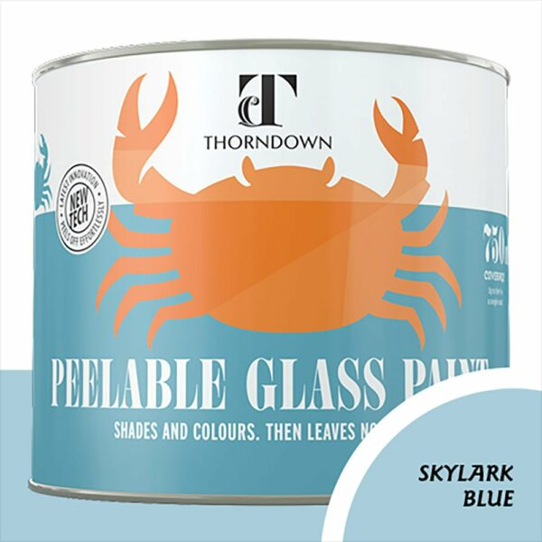 Thorndown Glass Paint_750_Skylark-Blue