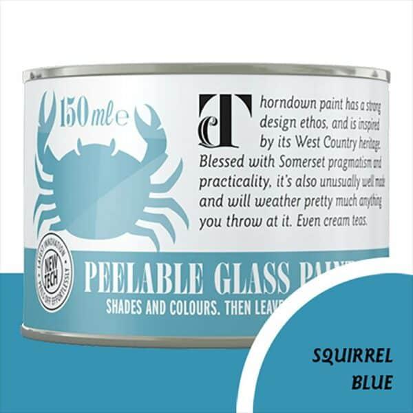 Thorndown GlassPaint_150_Squirrel-Blue