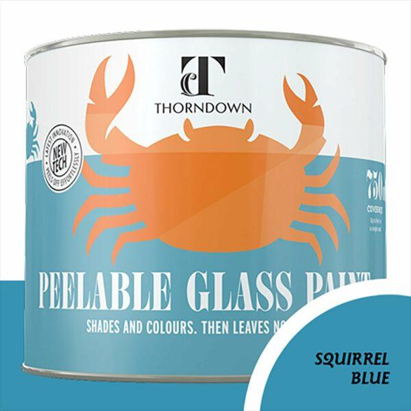 Thorndown Glass Paint_750_Squirrel-Blue