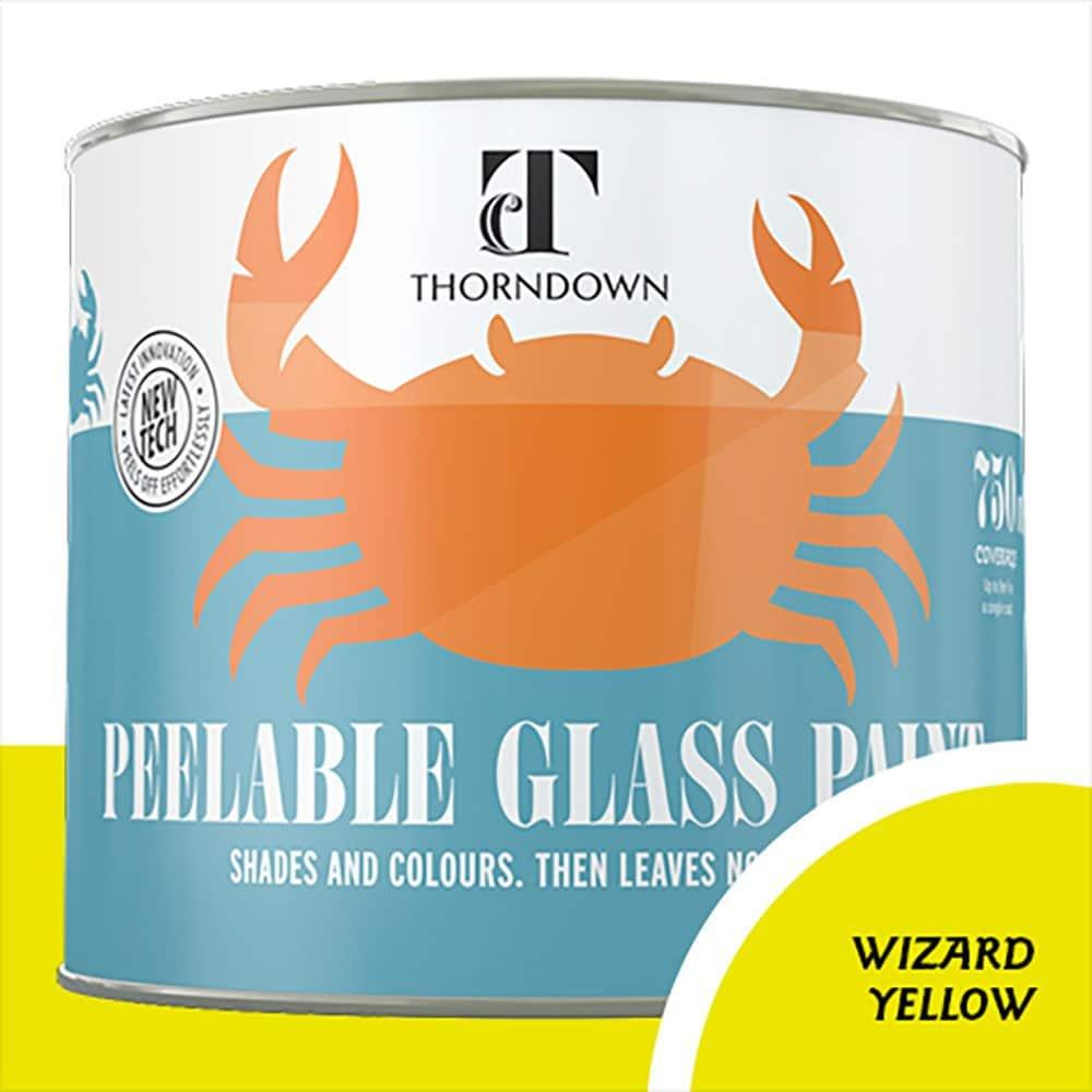 Thorndown GlassPaint_750_Wizard-Yellow