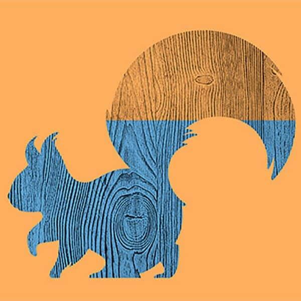 Squirrel-Blue