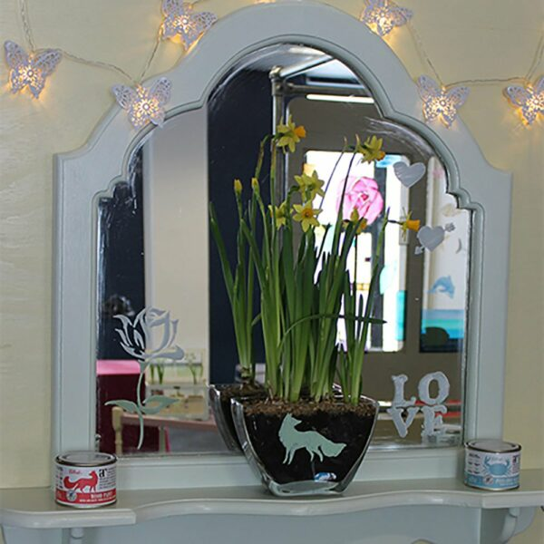 Thorndown-Green-Hairstreak-Wood-Paint-Mantle-Mirror