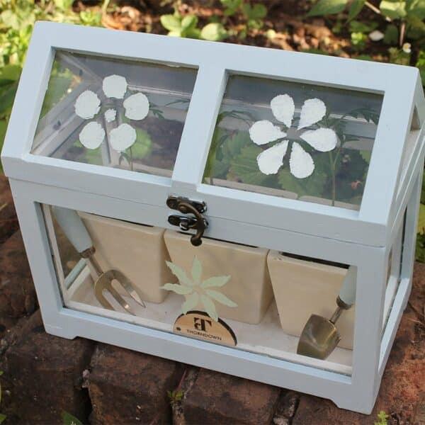 Thorndown Greylake-Mini-Greenhouse