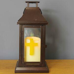 Thorndown-Peelable-Glass-Paint-Griffin-Gold-cross-on-lantern