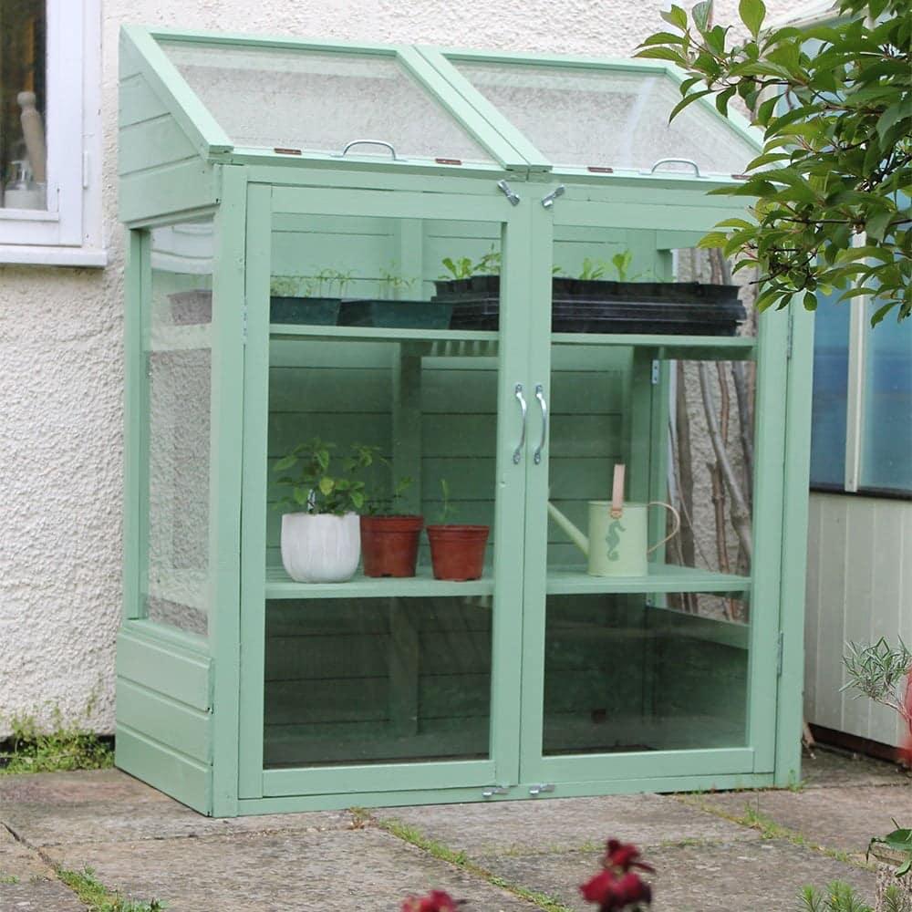 Thorndown-Reed-Green-Mini-Greenhouse
