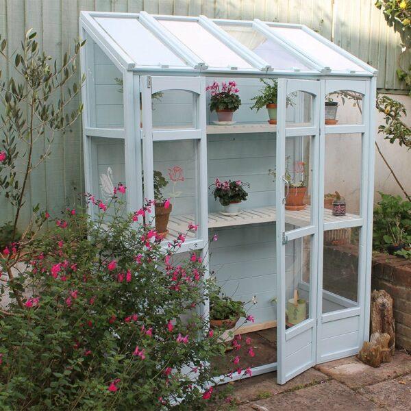 Thorndown-Skylark-Blue-Forest-Victorian-Greenhouse
