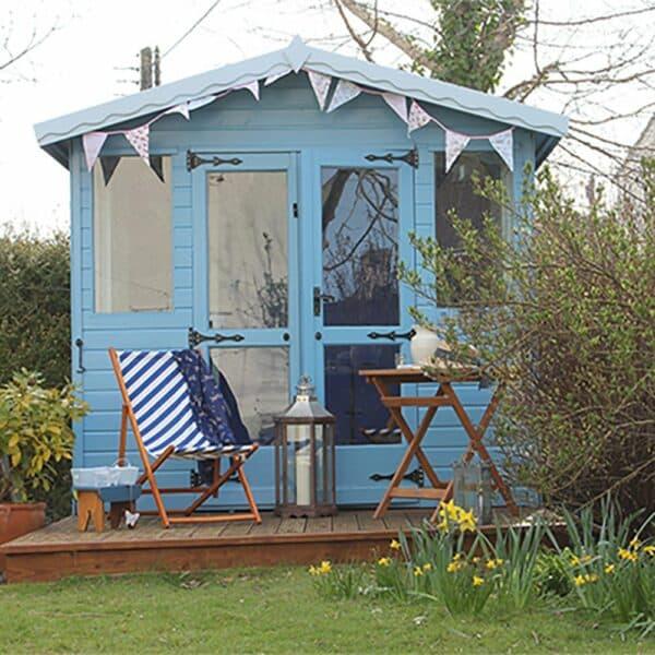 Thorndown-Squirrel-Blue-&-Skylark-trim-She-Shed
