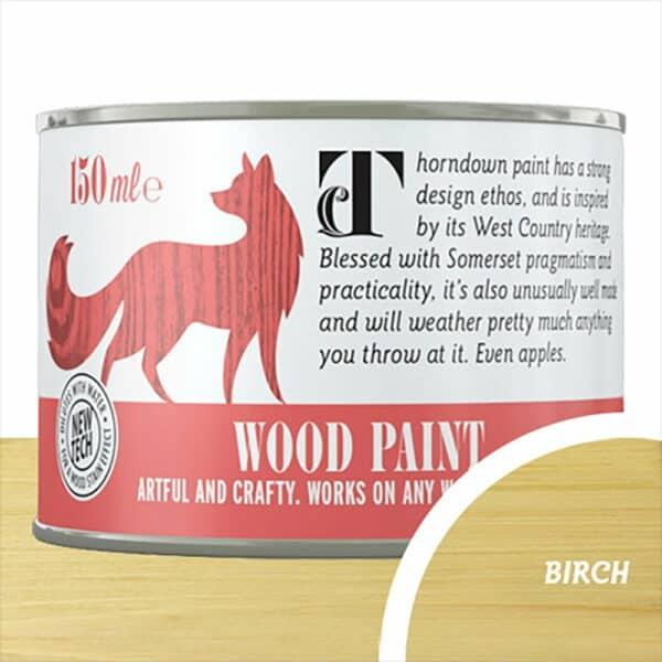 Thorndown_Birch Wood Paint_150