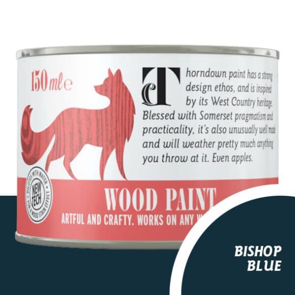 Thorndown_Bishop-Blue_Wood Paint_150ml