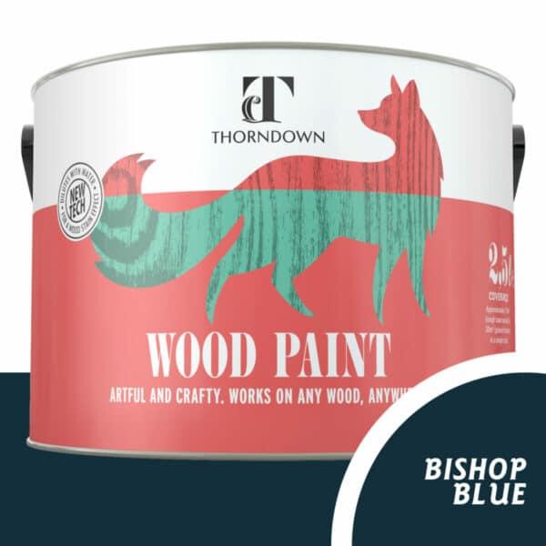 Thorndown_Bishop-Blue_Wood Paint_2500ml