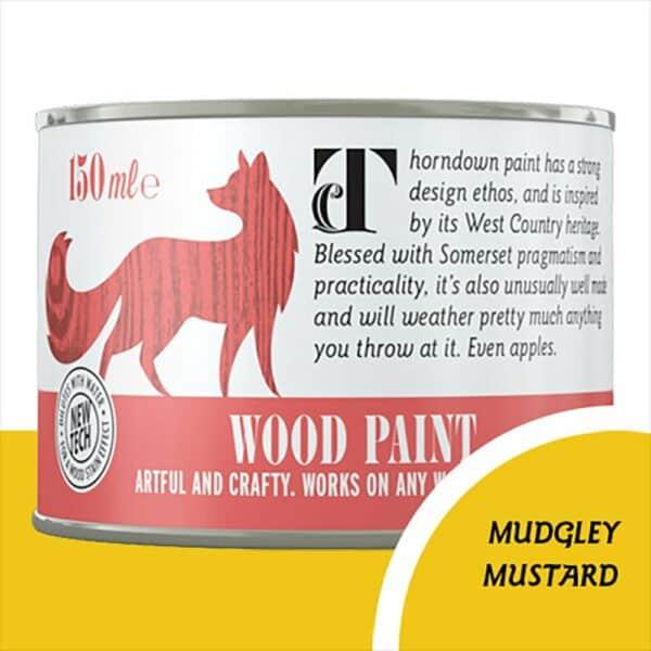 Thorndown_Mudgley-Mustard Wood Paint_150