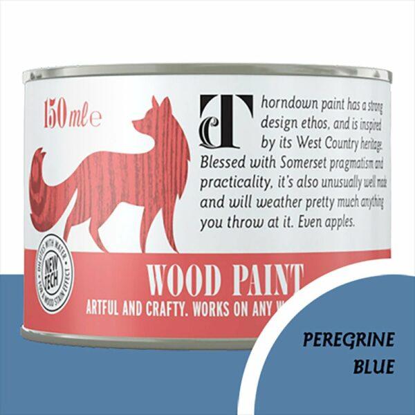Thorndown_Peregrine-Blue Wood Paint_150