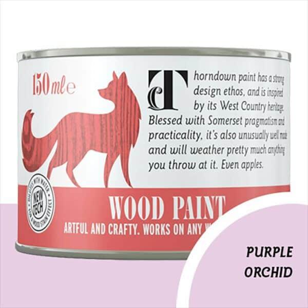 Thorndown_Purple-Orchid Wood Paint_150