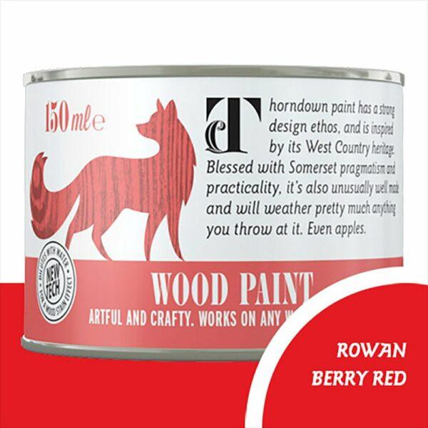 Thorndown_Rowan-Berry-Red Wood Paint_150