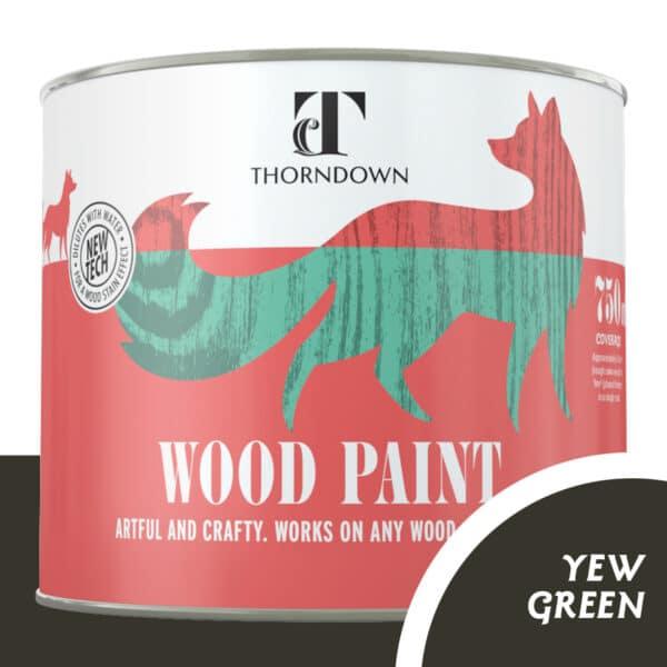 Thorndown_Yew_Green_Wood Paint_750ml