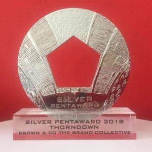 Silver Pent Award
