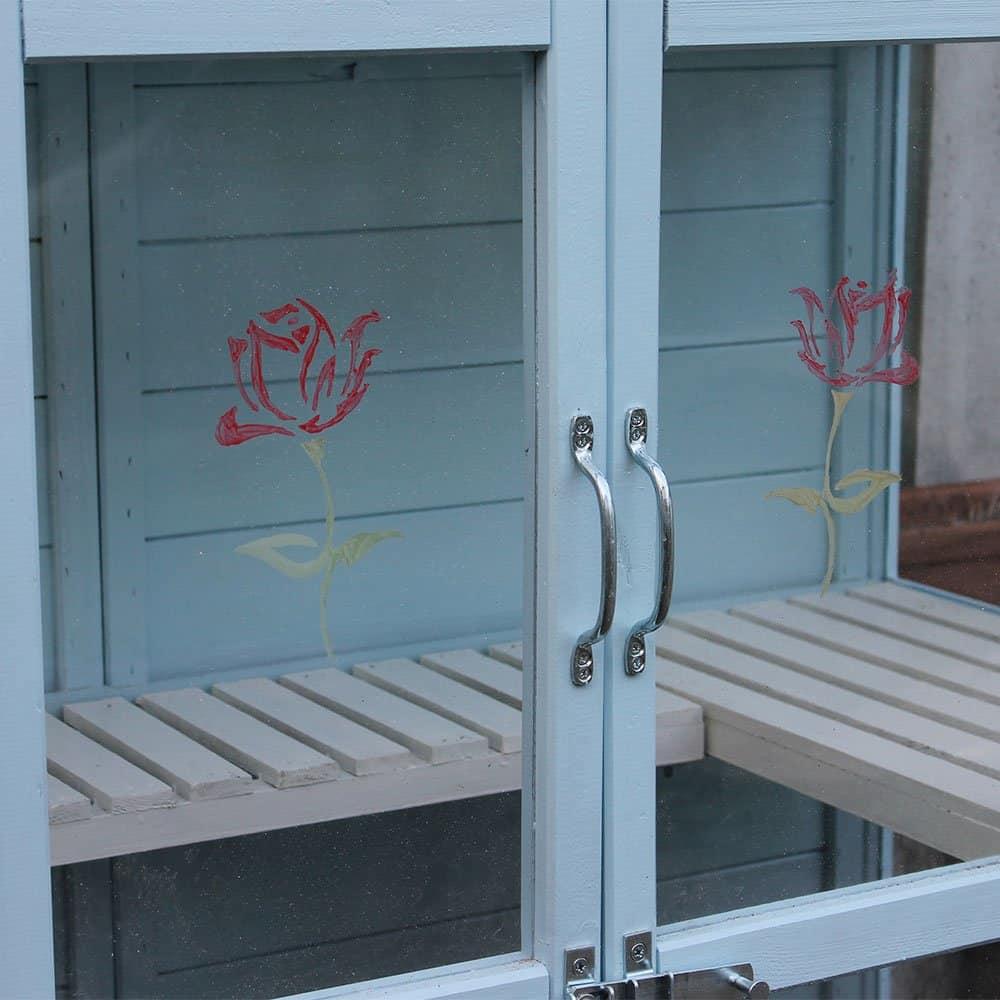 Peelable-Glass-Paint-rose-decorations