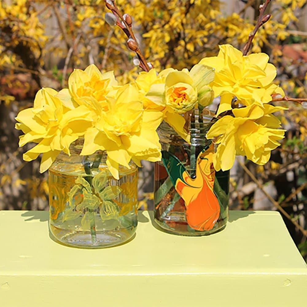Spring-Peelable-Glass-Paint-jam-jar-vases