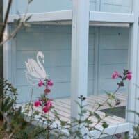 Swan-White-Peelable-Glass-Paint-Skylark-Blue-Wood-Paint