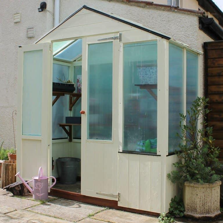 Thorndown-Chantry-Cream-Peelable-Glass-Paint-polycarbonate-greenhouse-glazing