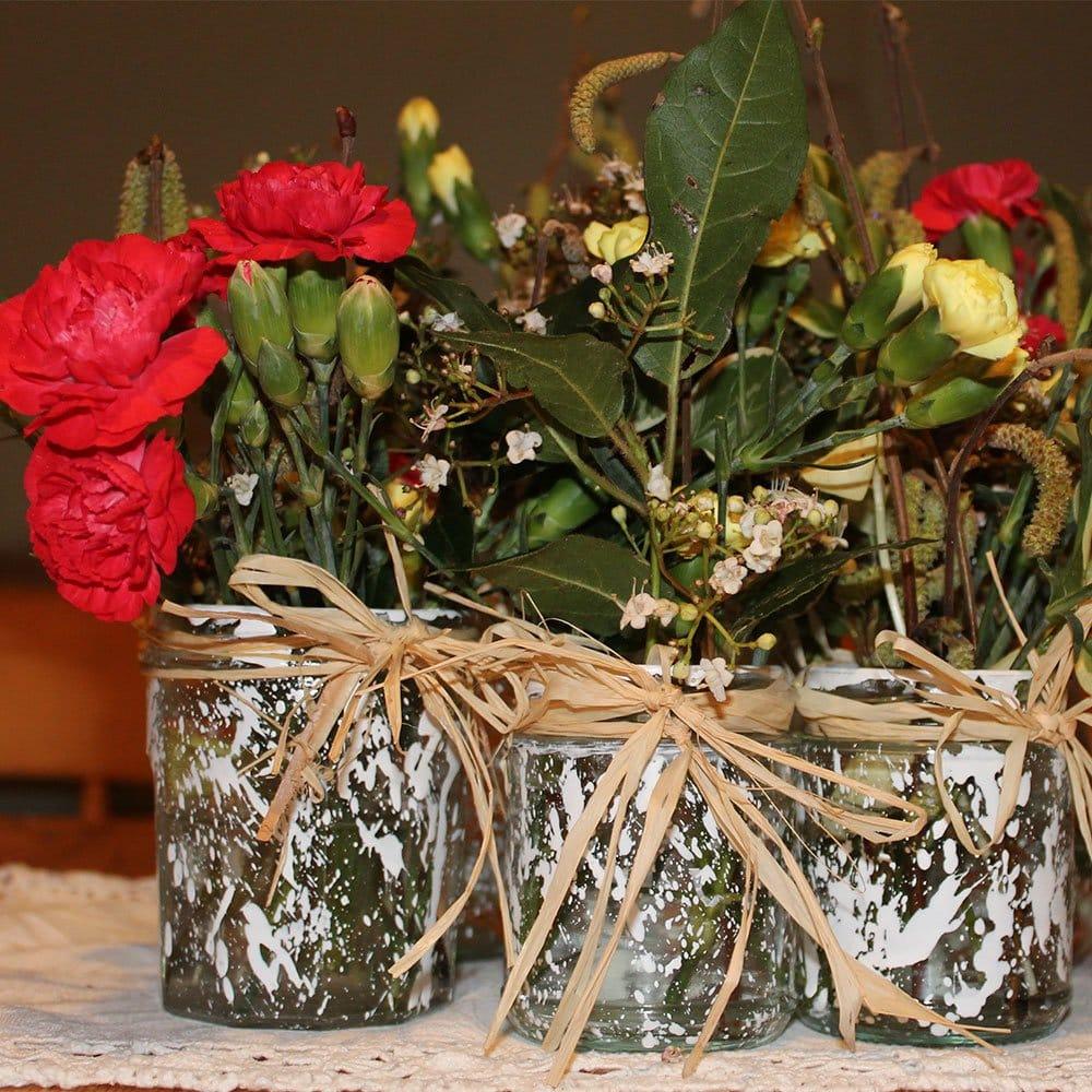 Thorndown-Peelable-Glass-Paint-splat-jar-vases