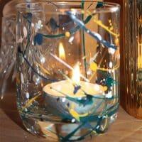Thorndown-Peelable-Glass-Paint-splatter-tea-light