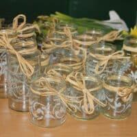 Thorndown-Peelable-Glass-Paint-stencilled-jam-jars