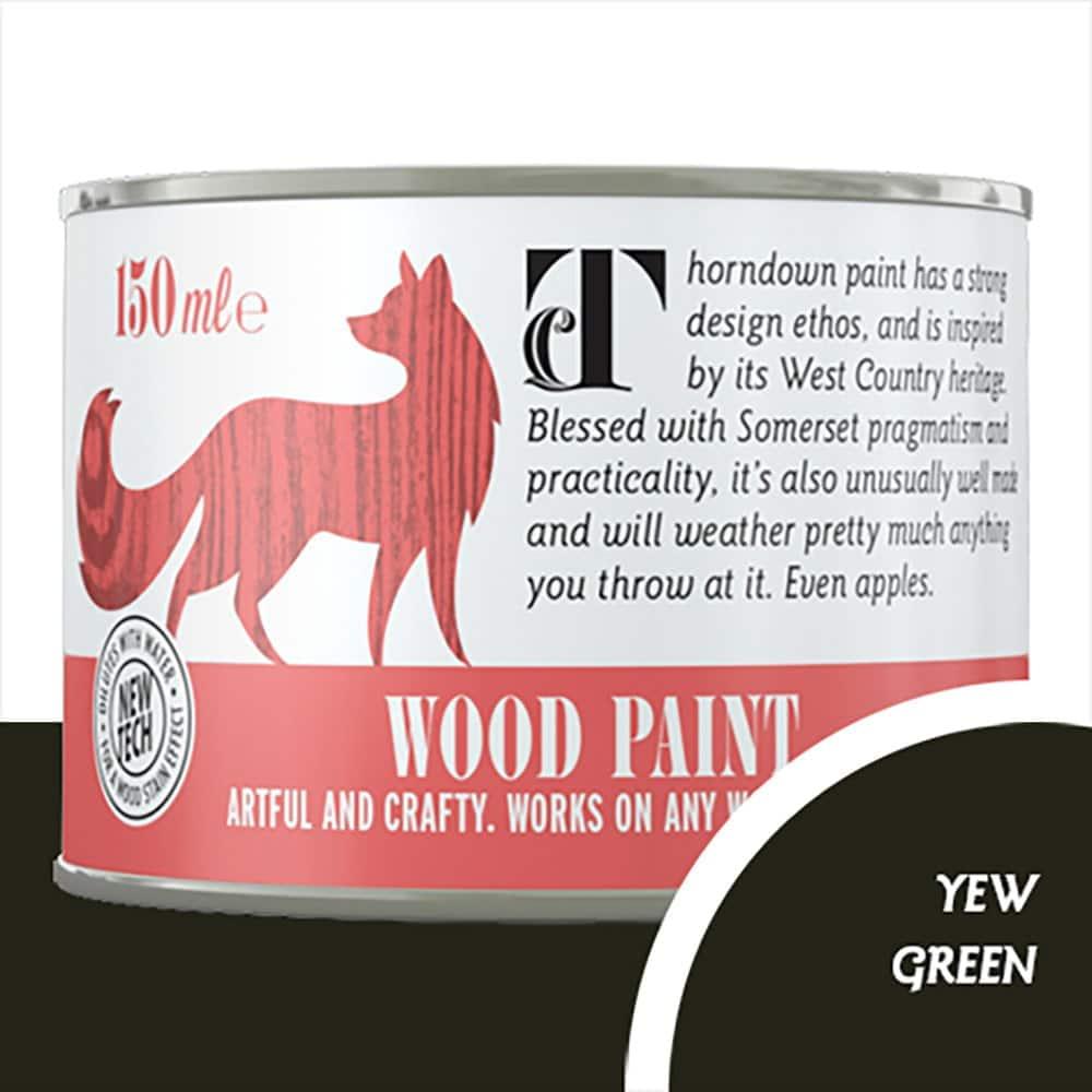 Thorndown Wood-Paint_150_Yew-Green