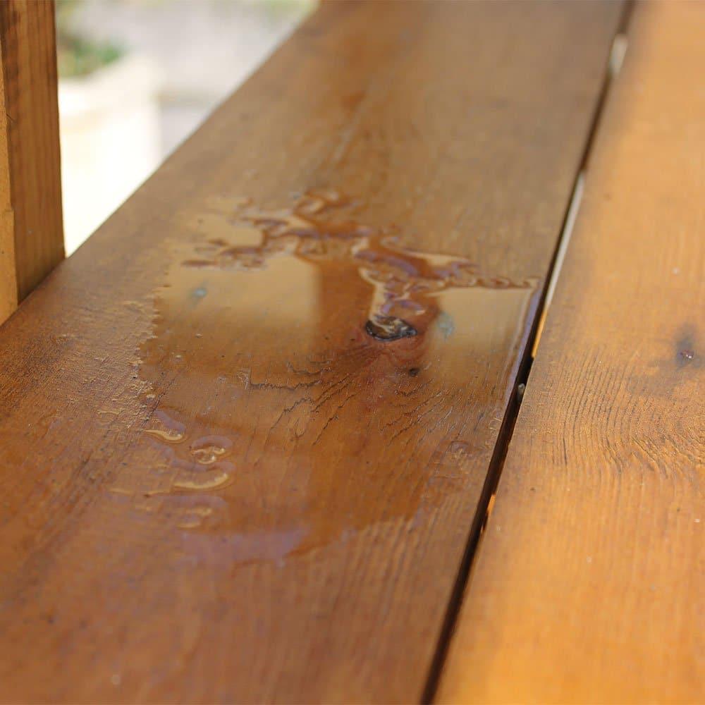 Water-repellency-of-Wood-Preserver