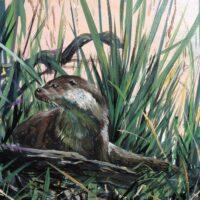 Otter-in-Jonathan-Minshull-mural