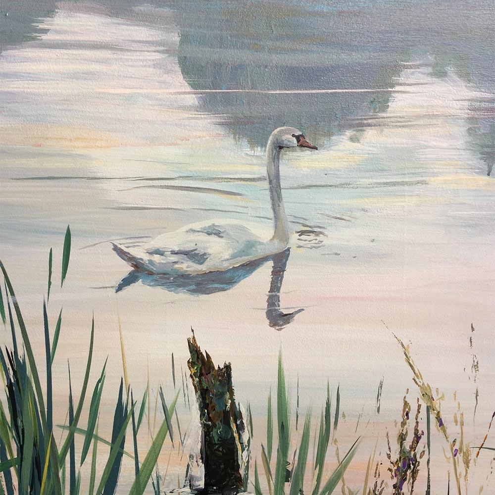 Swan-in-Jonathan-Minshull-mural