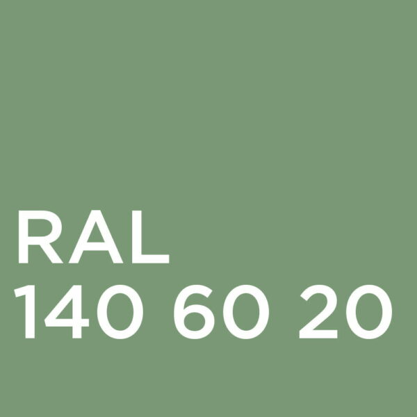 RAL 140 60 20 Spinach Green wood paint from Thorndown Paints