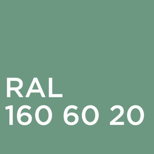 RAL 160 60 20 Douglas Fir Green wood paint from Thorndown Paints