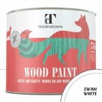 Thorndown Swan-White Wood Paint_750ml