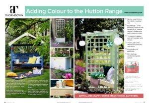 Thorndown spread Hutton brochure