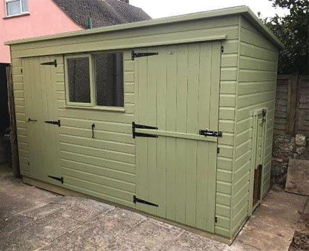 Thorndown-Moorland-Green-Taunton-Sheds-Dog-Kennel-&-shed