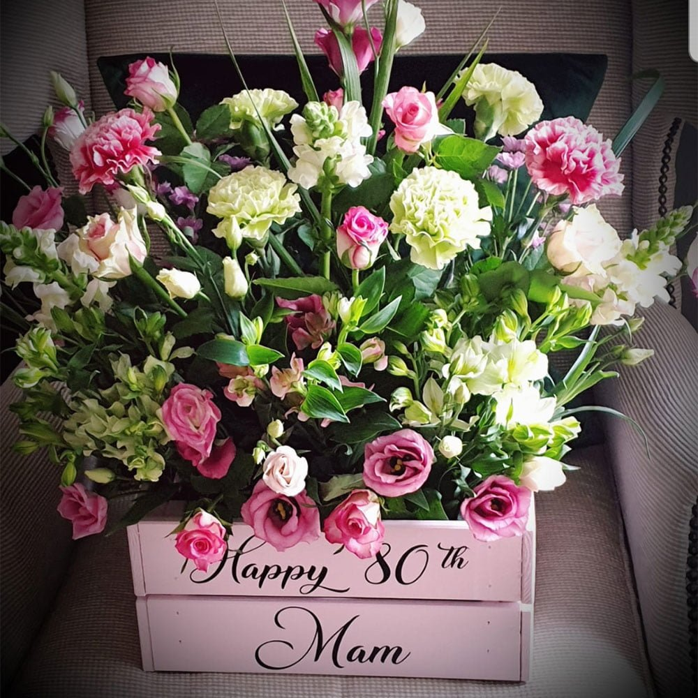 Made-By-Michele-floral-birthday-crate