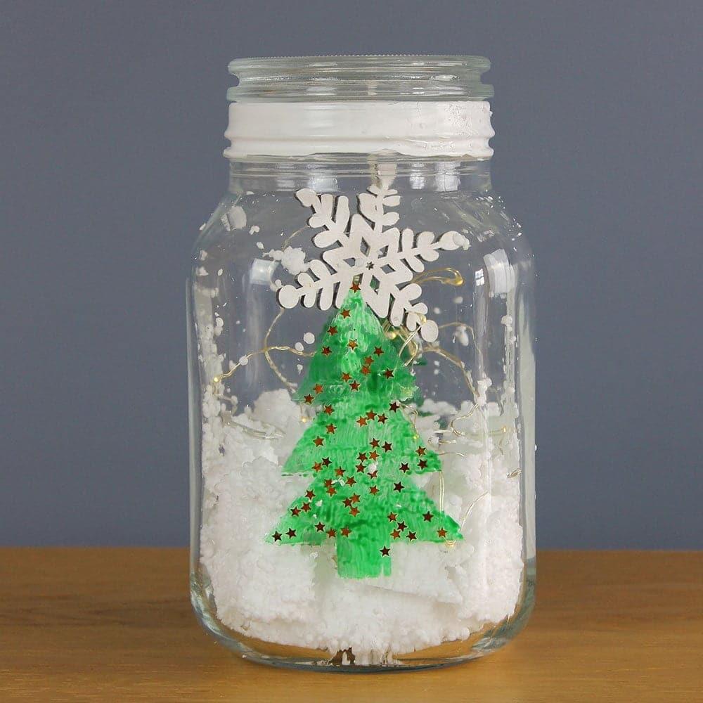 Thorndown-Goblin-Green-Peelable-Glass-Paint-Christmas-Tree-scene-jar