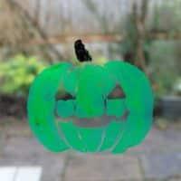 Thorndown-Peelable-Glass-Paint-Goblin-Green-Halloween-Pumpkin-stencil