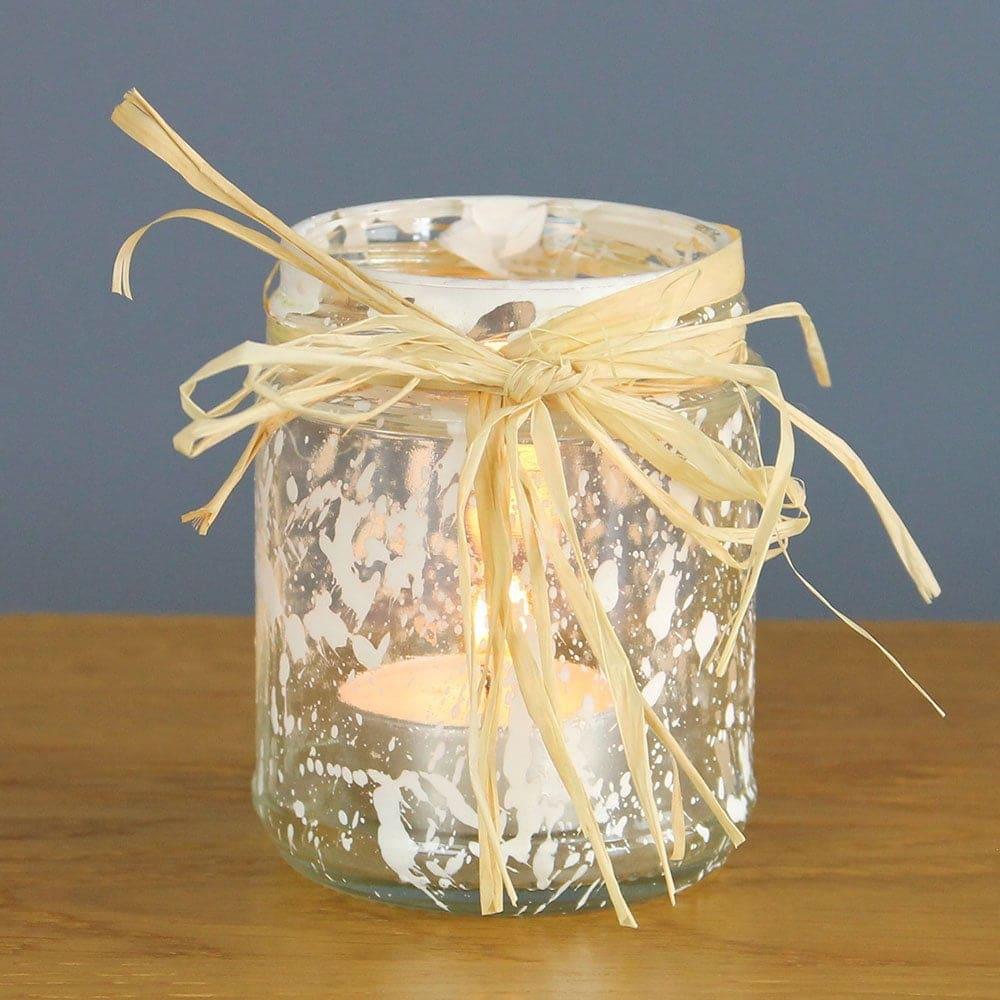 Thorndown-Swan-White-Peelable-Glass-Paint-fleck-tealight-jar