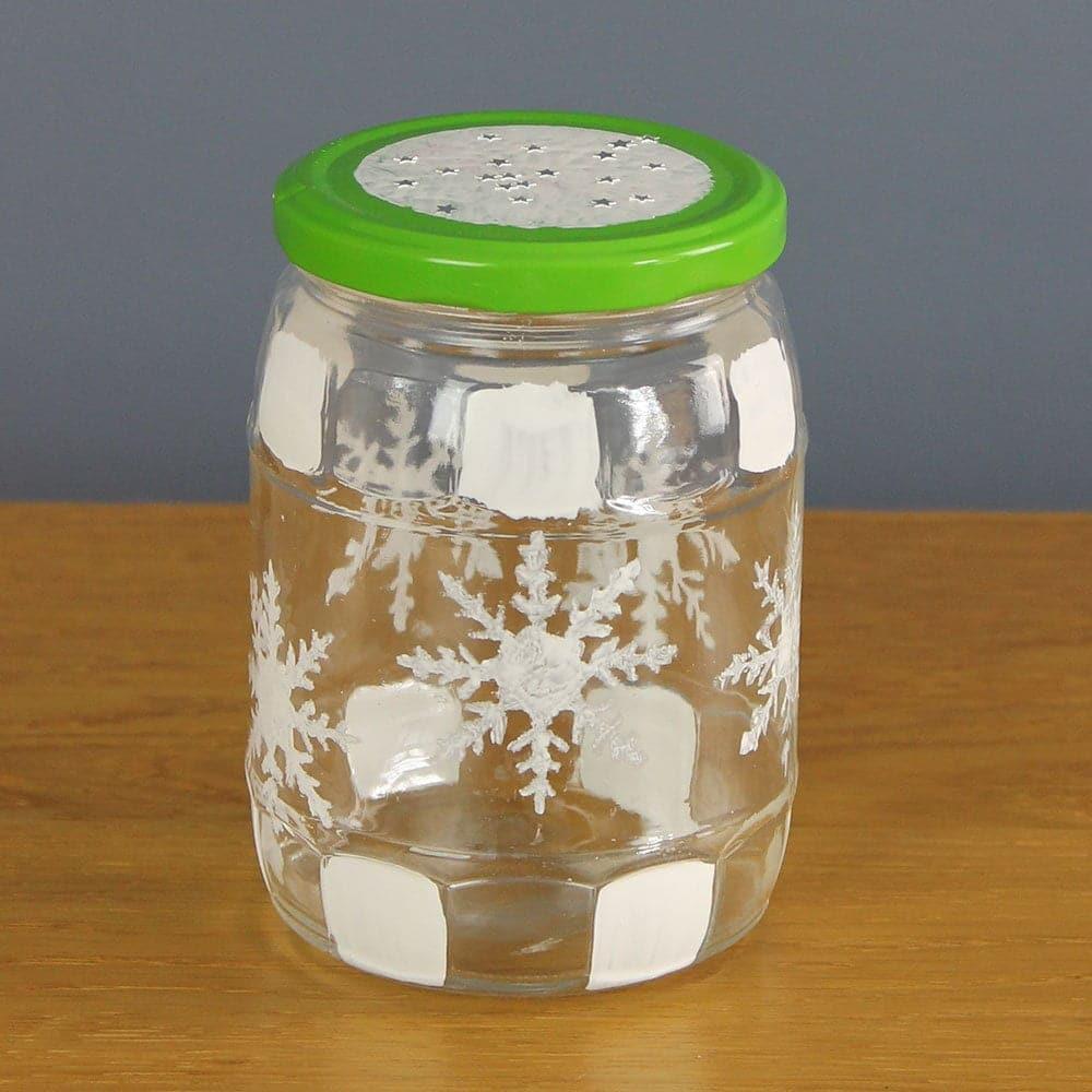 Thorndown-Swan-White-Peelable-Glass-Paint-snowflakes-jar