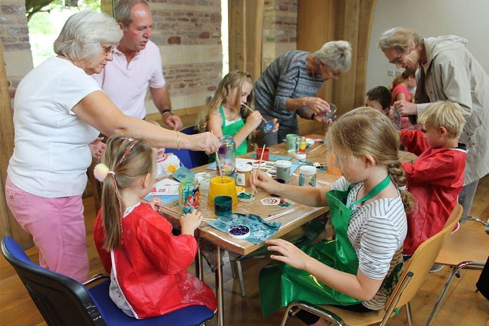 Thorndown Peelable Glass-Painting-Workshop
