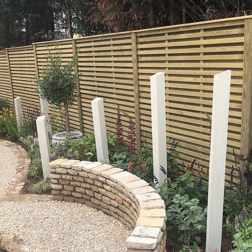 Thorndown-Dulcote-Stone-Wood-Paint-on-upright-posts-LYG-Birmingham