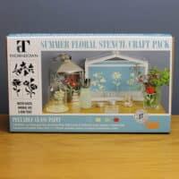 Thorndown-Summer-Floral-Stencil-Craft-Pack