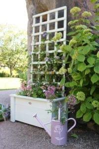 Thorndown-Wood-Paint-Green-Hairtreak-on-Hutton--small-trellis-planter