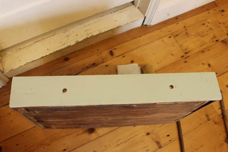 One-coat-of-Chantry-Cream-Wood-Paint