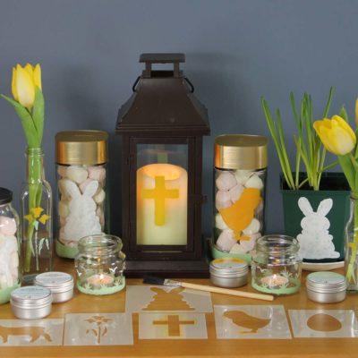 Thorndown-Easter-Stencil-Craft-Pack